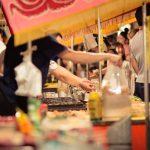 夏祭りに露天商(かき氷、焼きそば)で出店した時の商売体験談
